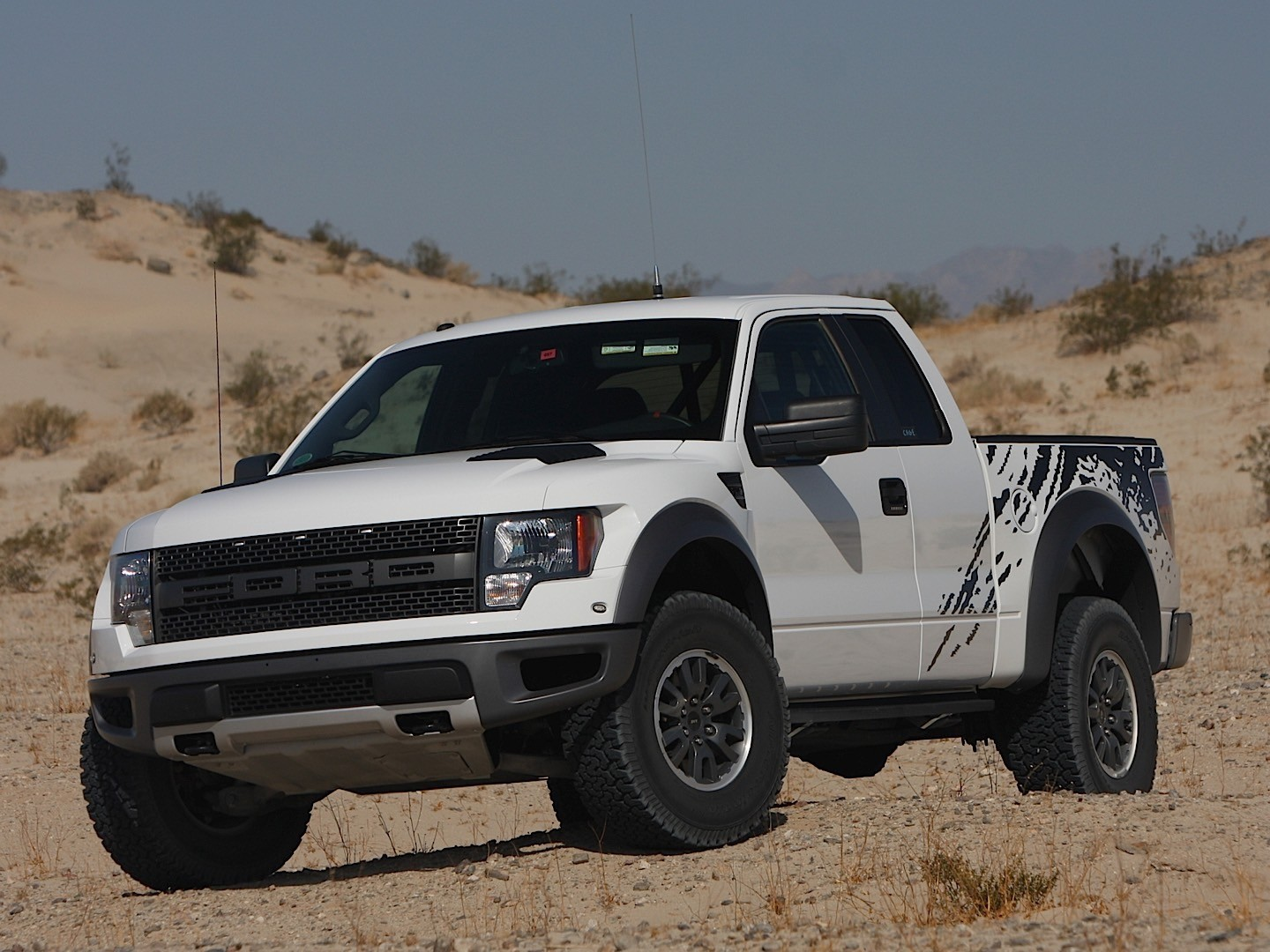 New Ford Torino >> FORD F-150 Raptor SVT specs & photos - 2009, 2010, 2011 ...