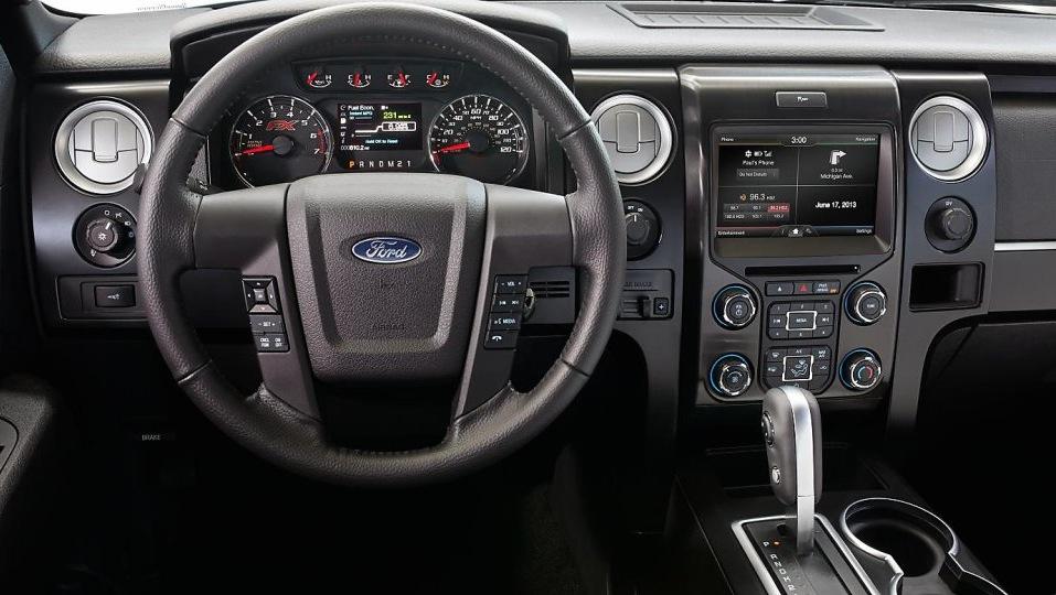 Ford f 150 regular cab specs 2012 2013 2014 2015 2016 2017 autoevolution