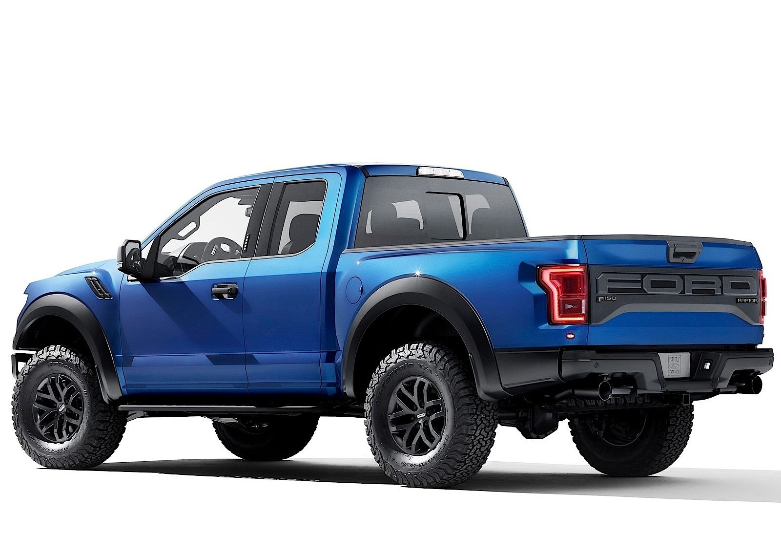 FORD F-150 SVT Raptor specs & photos - 2017, 2018, 2019