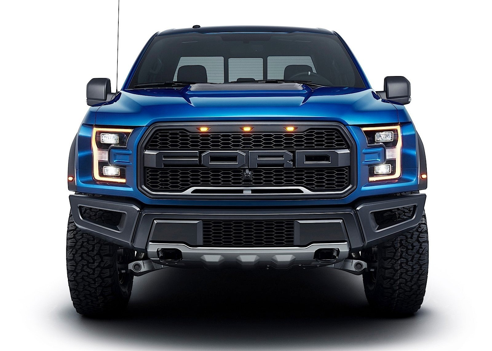 Ford F-150 Svt Raptor Specs  U0026 Photos