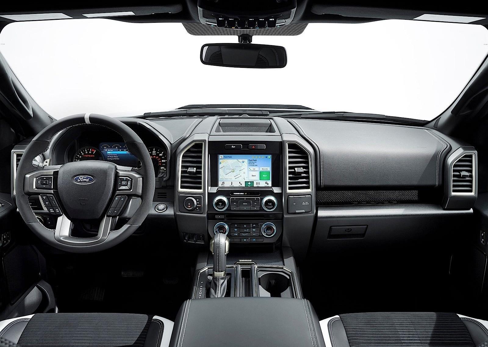 Ford F 150 Svt Raptor 2017 Autoevolution
