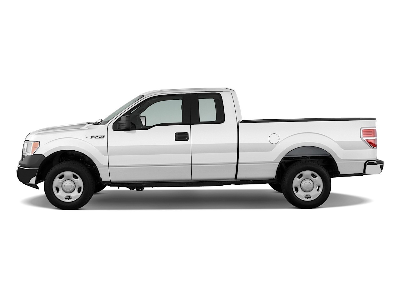 FORD F-150 Super Cab specs - 2009, 2010, 2011, 2012 ...