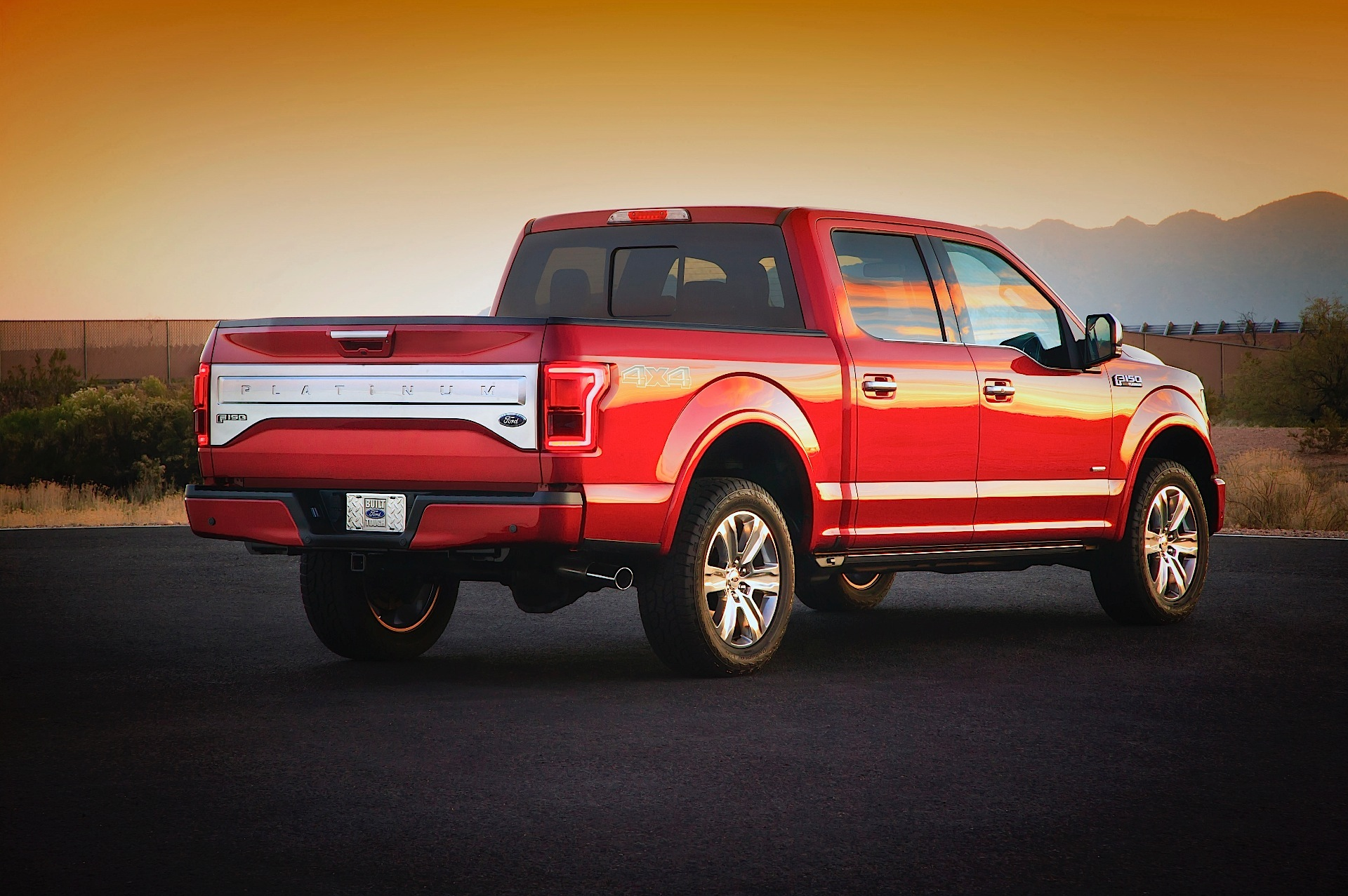 Ford Atlas 2017 >> FORD F-150 Super Crew - 2014, 2015, 2016, 2017 - autoevolution