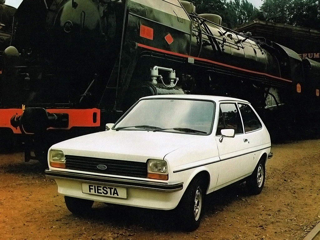 FORD Fiesta 3 Doors specs & photos - 1976, 1977, 1978 ...