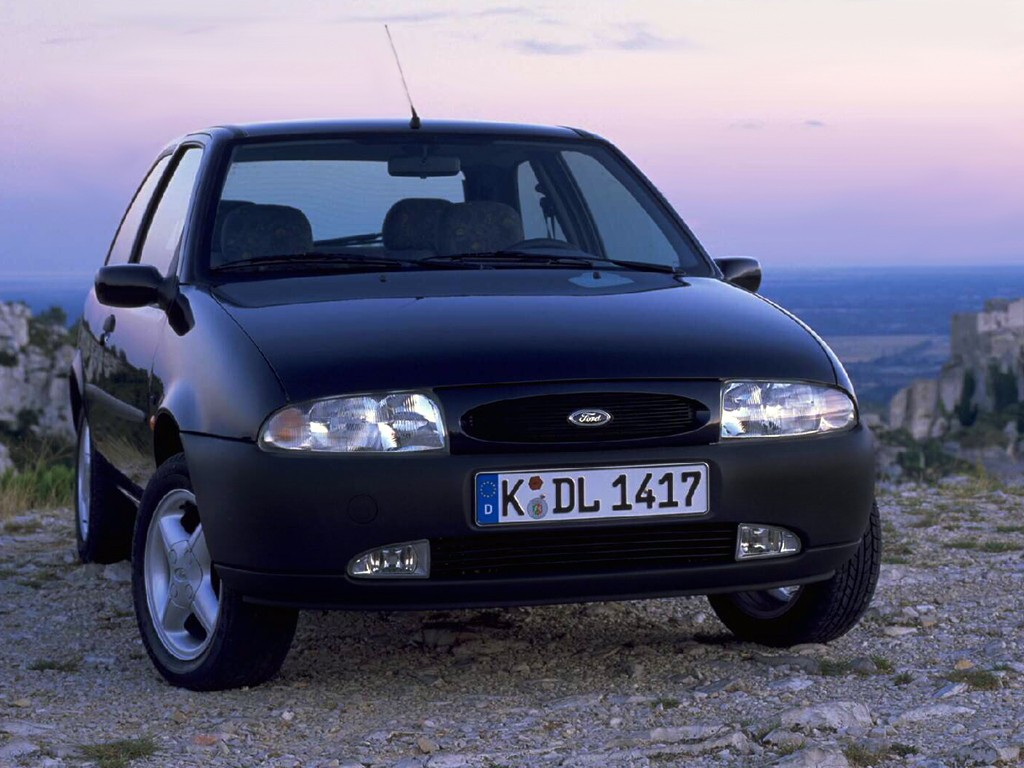 FORD Fiesta 3 Doors specs & photos - 1994, 1995 - autoevolution
