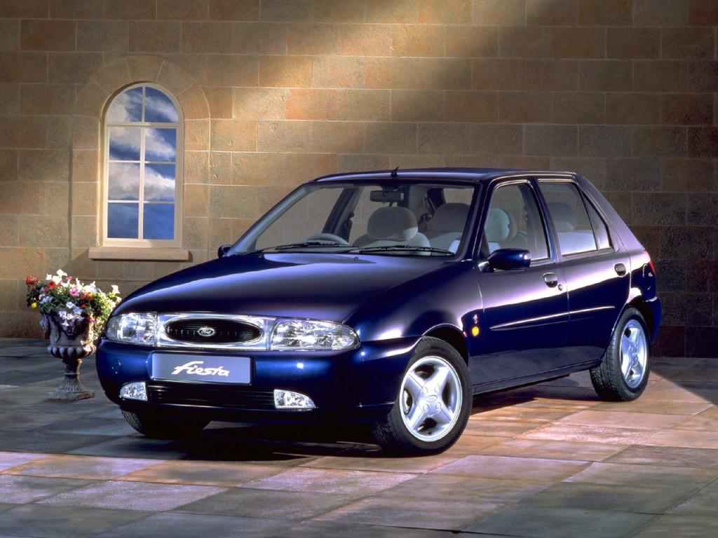 FORD Fiesta 5 Doors specs - 1995, 1996, 1997, 1998, 1999 ...