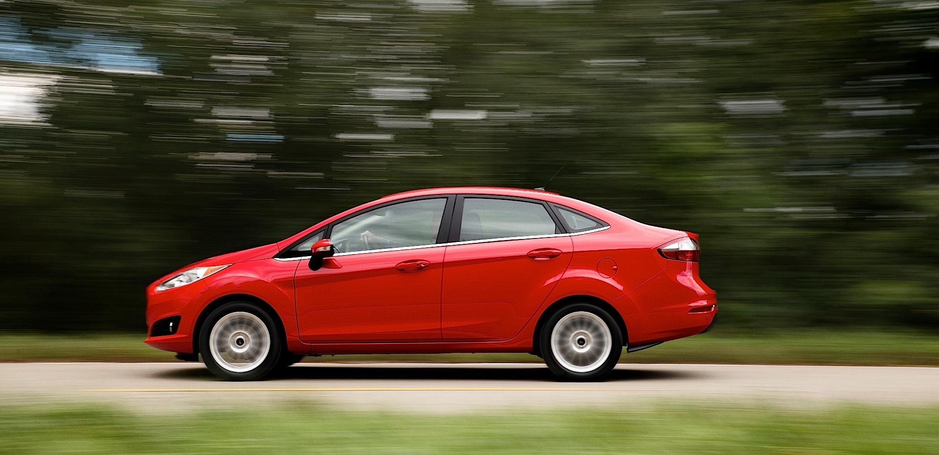 FORD Fiesta Sedan specs & photos - 2011, 2012, 2013, 2014 ...