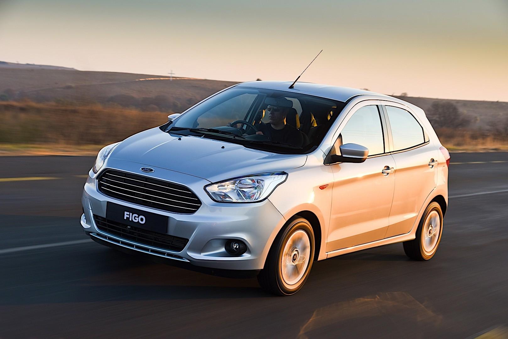 Ford Figo New Model Car