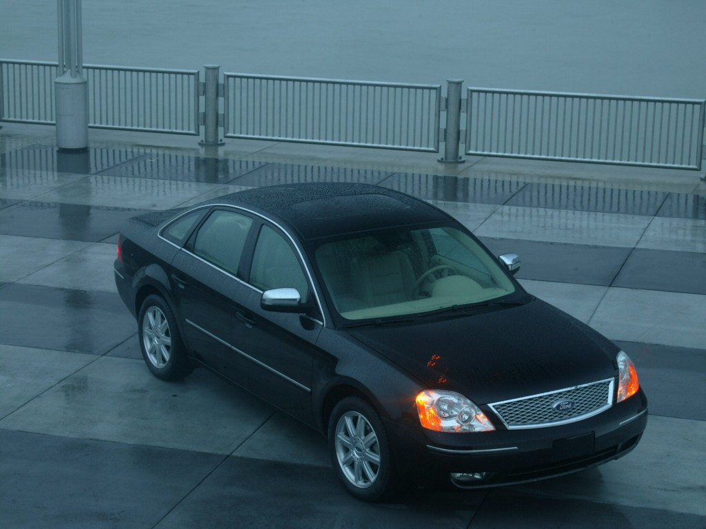 FORD Five Hundred specs & photos - 2004, 2005, 2006, 2007 - autoevolution