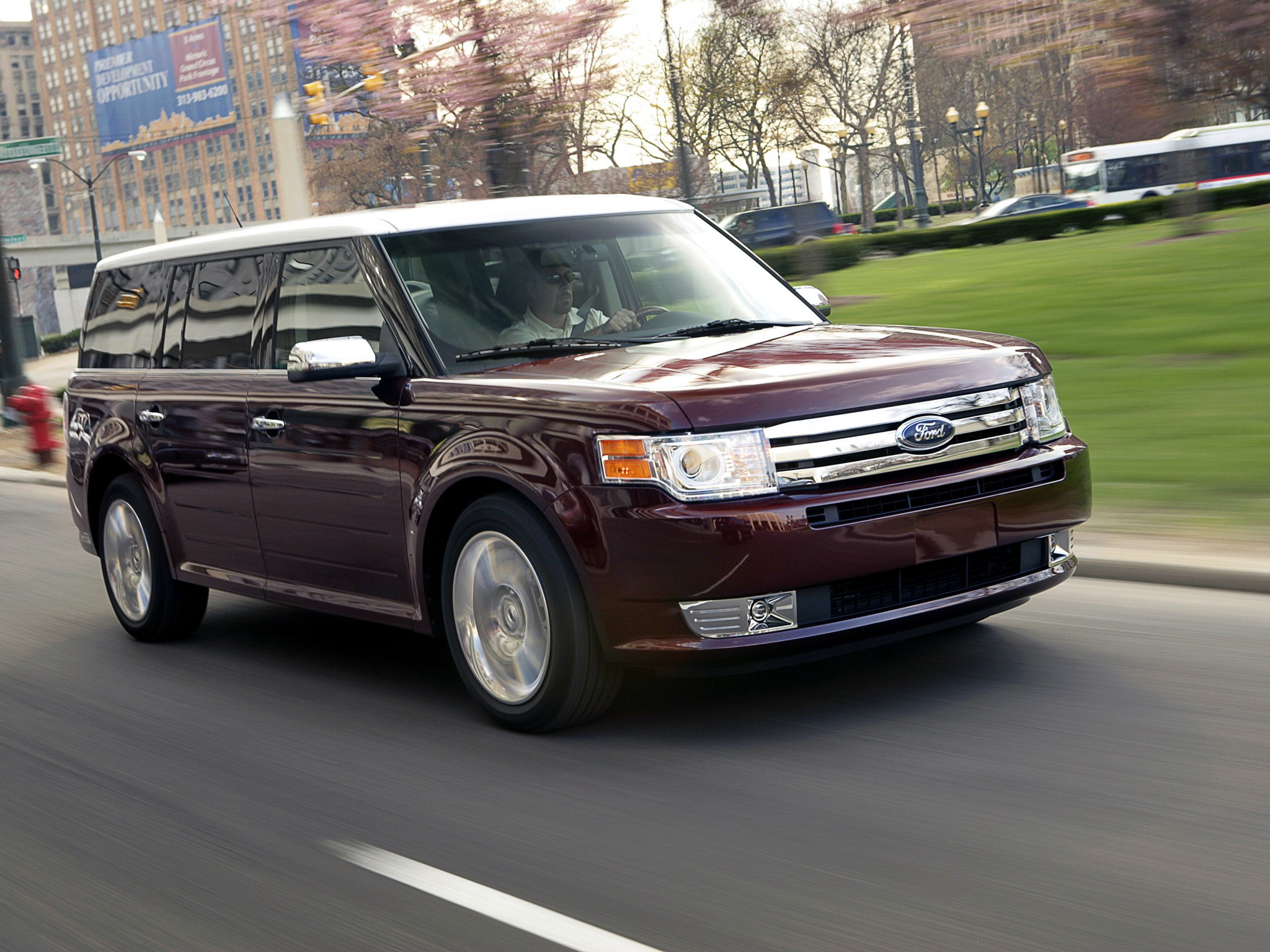 ford flex specs photos 2009 2010 2011 2012. Black Bedroom Furniture Sets. Home Design Ideas