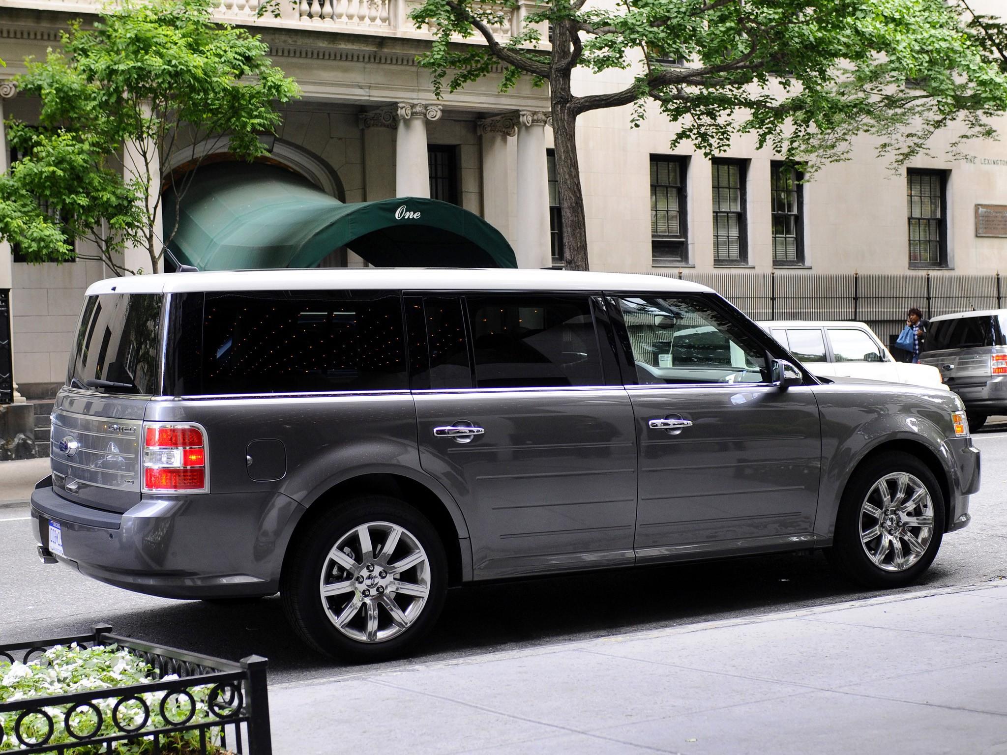 Ford Flex Passenger Volume