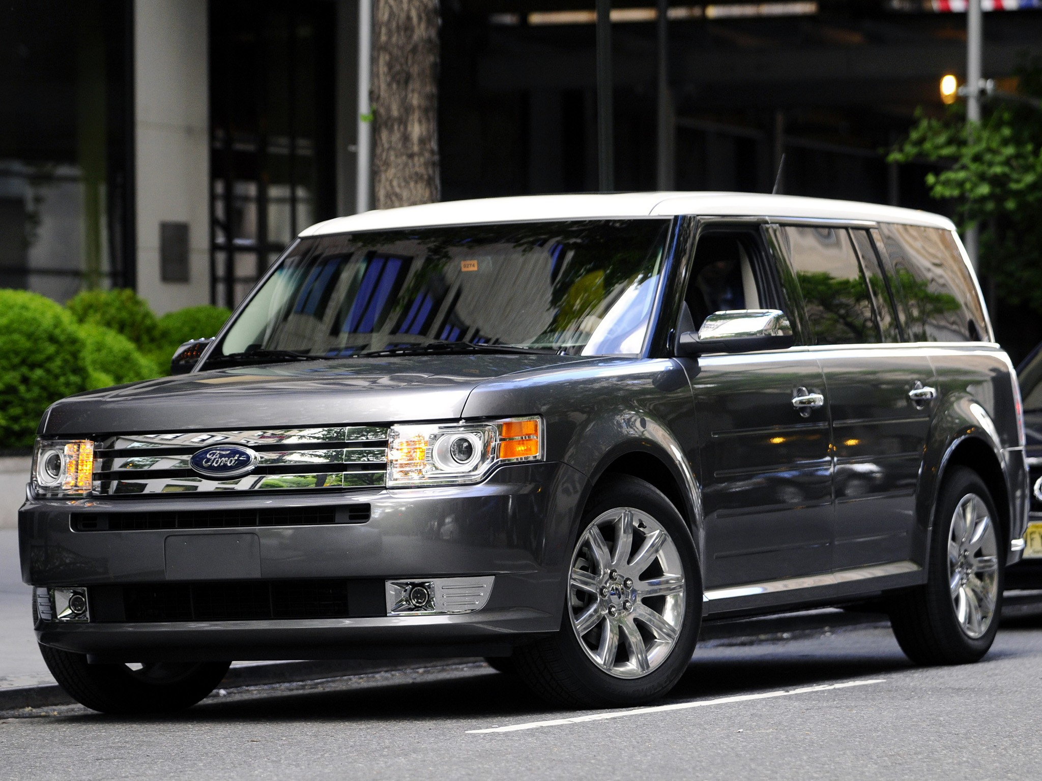 Ford Flex Specs  U0026 Photos