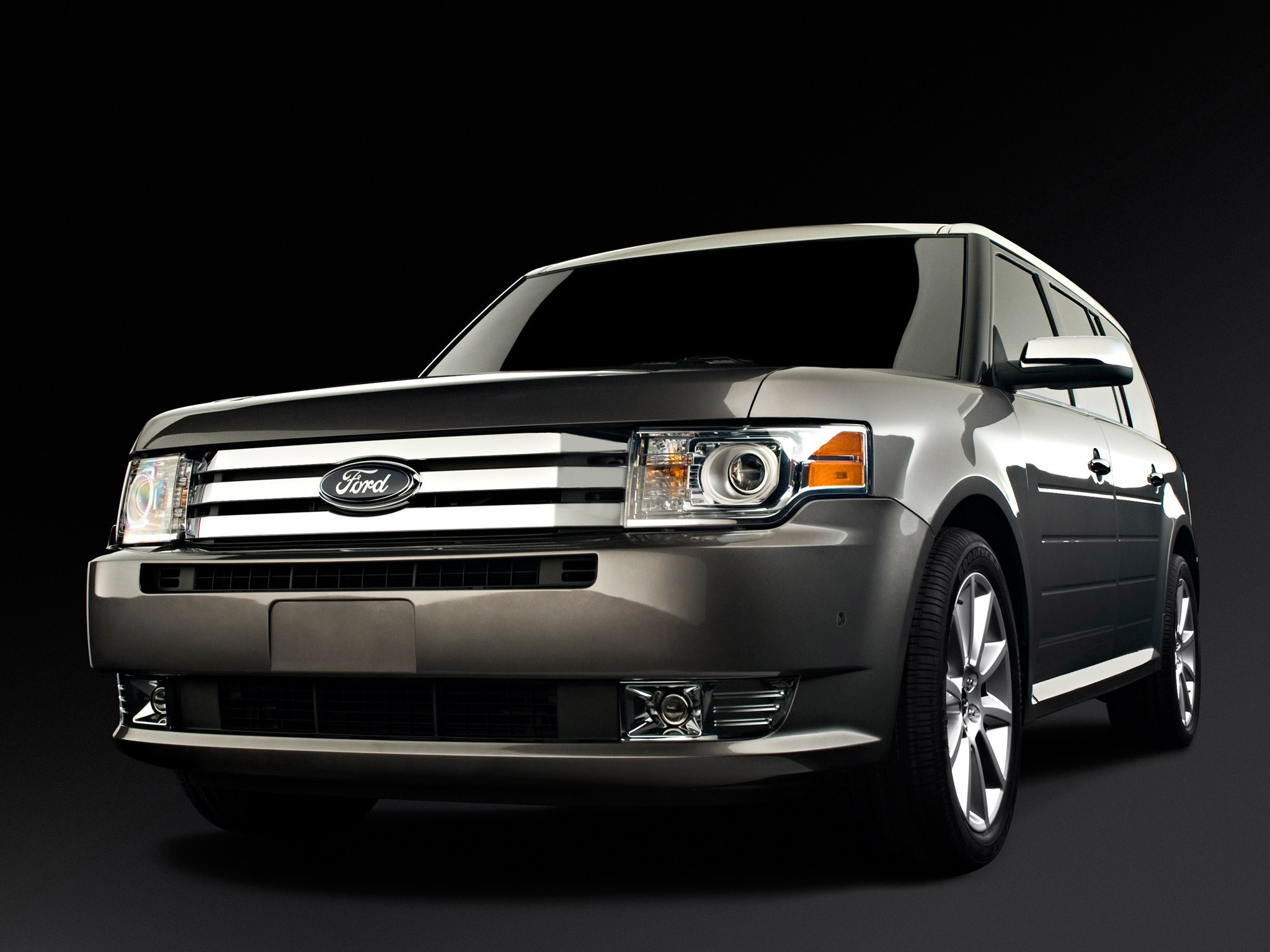 FORD Flex specs & photos - 2009, 2010, 2011, 2012 ...
