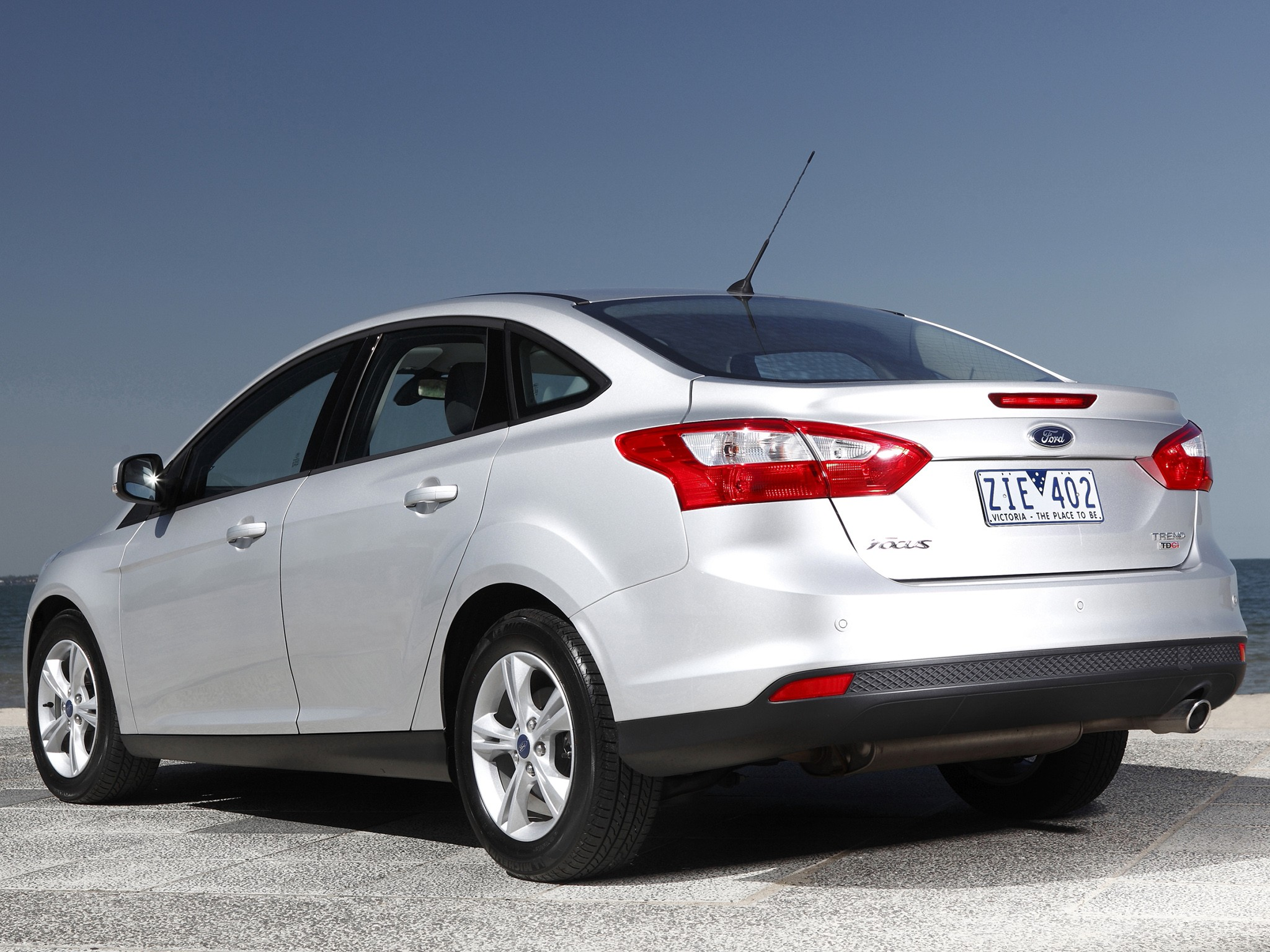 Ford Focus 2013 Sedan >> FORD Focus 4 Doors - 2011, 2012, 2013, 2014 - autoevolution