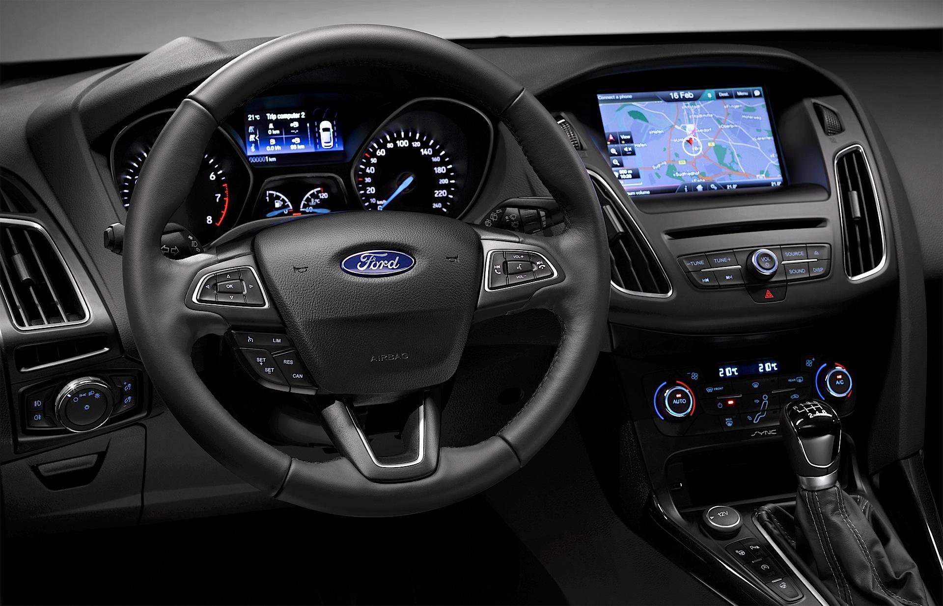 interior ford focus ford focus 2014 interior