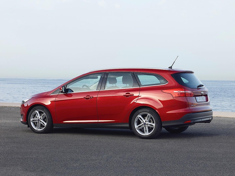 Ford Focus Estate Specs 2014 2015 2016 2017 2018 Autoevolution