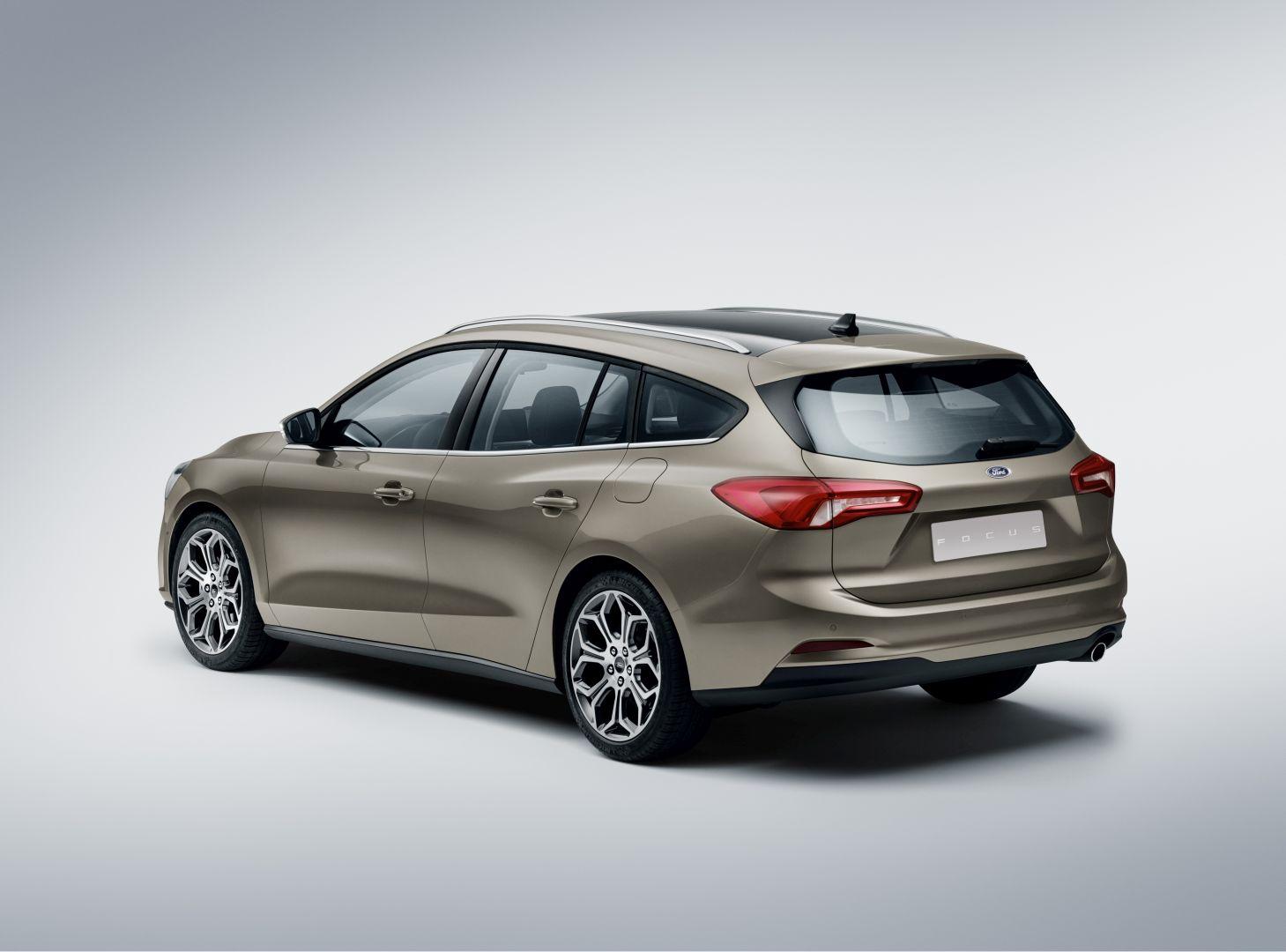 Ford Focus Estate Specs Photos 2018 2019 Autoevolution
