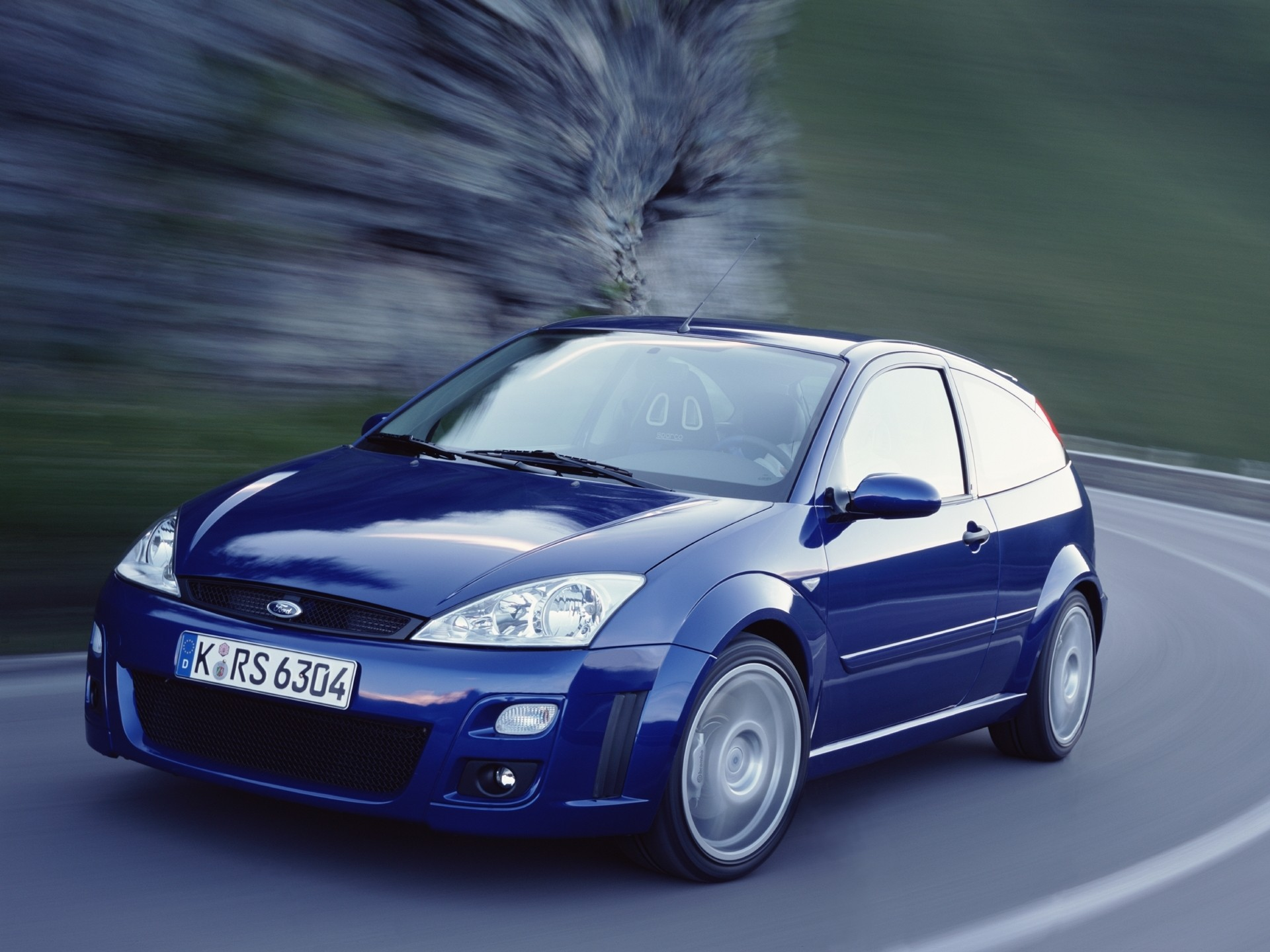Ford Focus Transmission >> FORD Focus RS specs & photos - 2002, 2003 - autoevolution