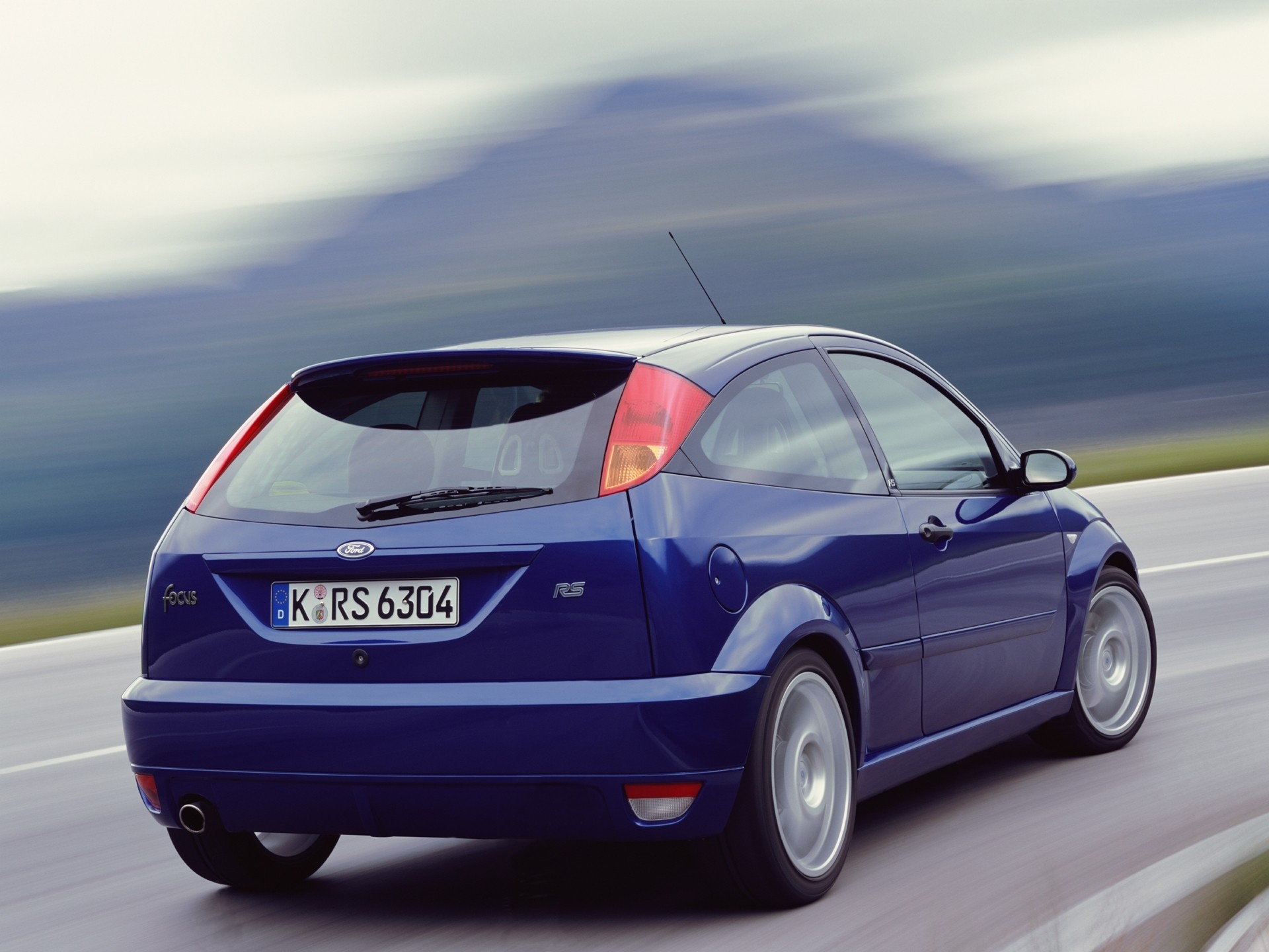 New Ford Torino >> FORD Focus RS specs & photos - 2002, 2003 - autoevolution