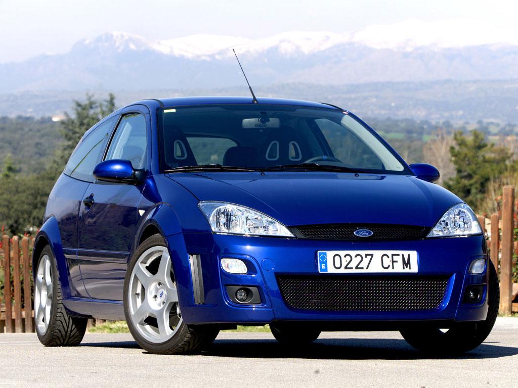 ford focus rs 2002  2003 autoevolution