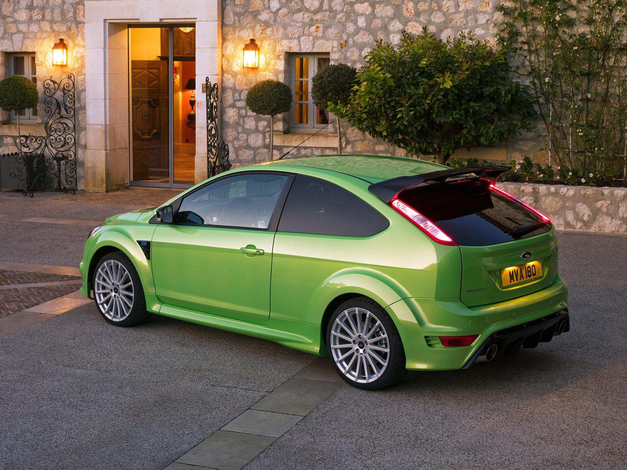 FORD Focus RS specs & photos - 2008, 2009, 2010, 2011 - autoevolution