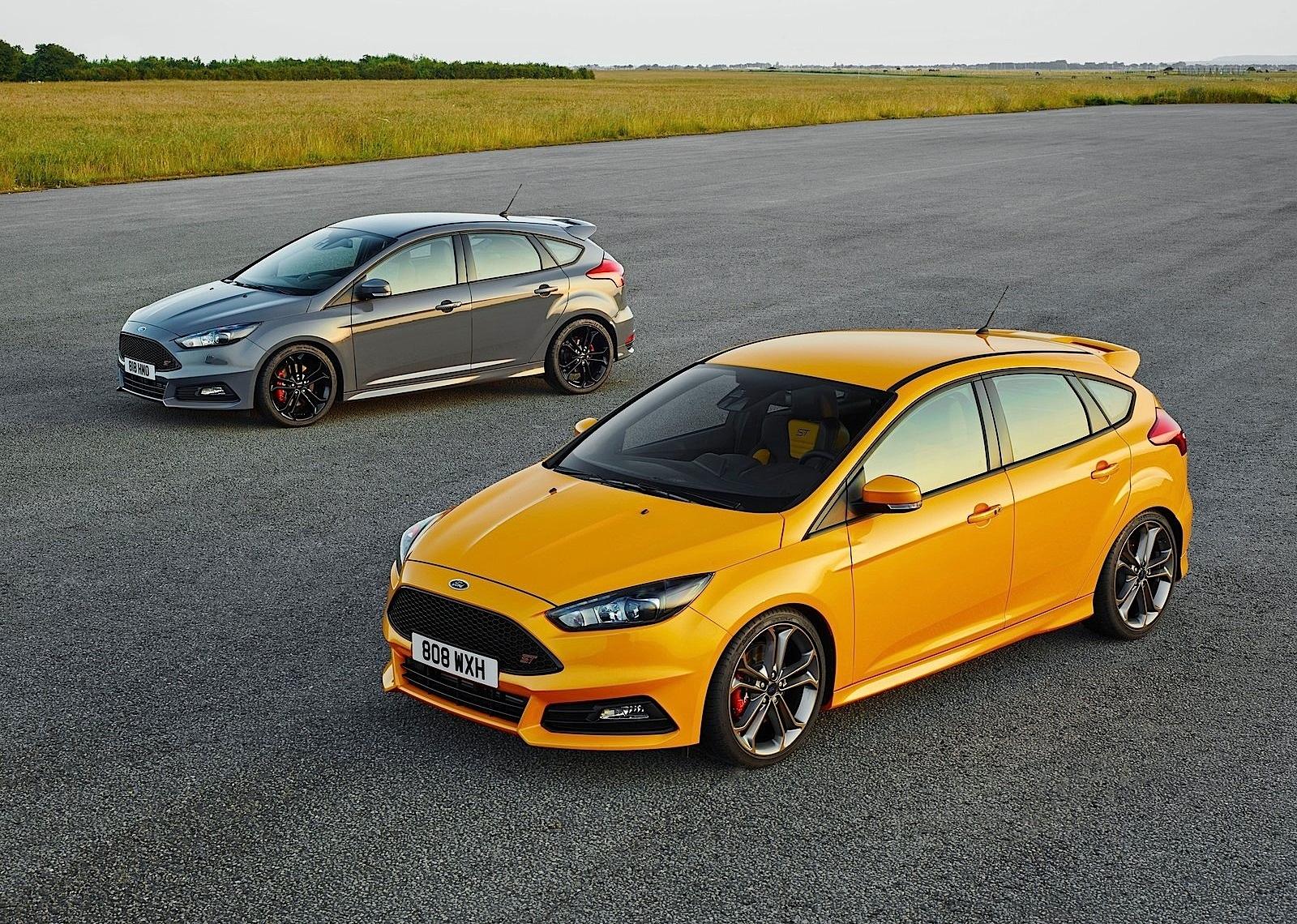 Ford focus st 5 doors 2014 present