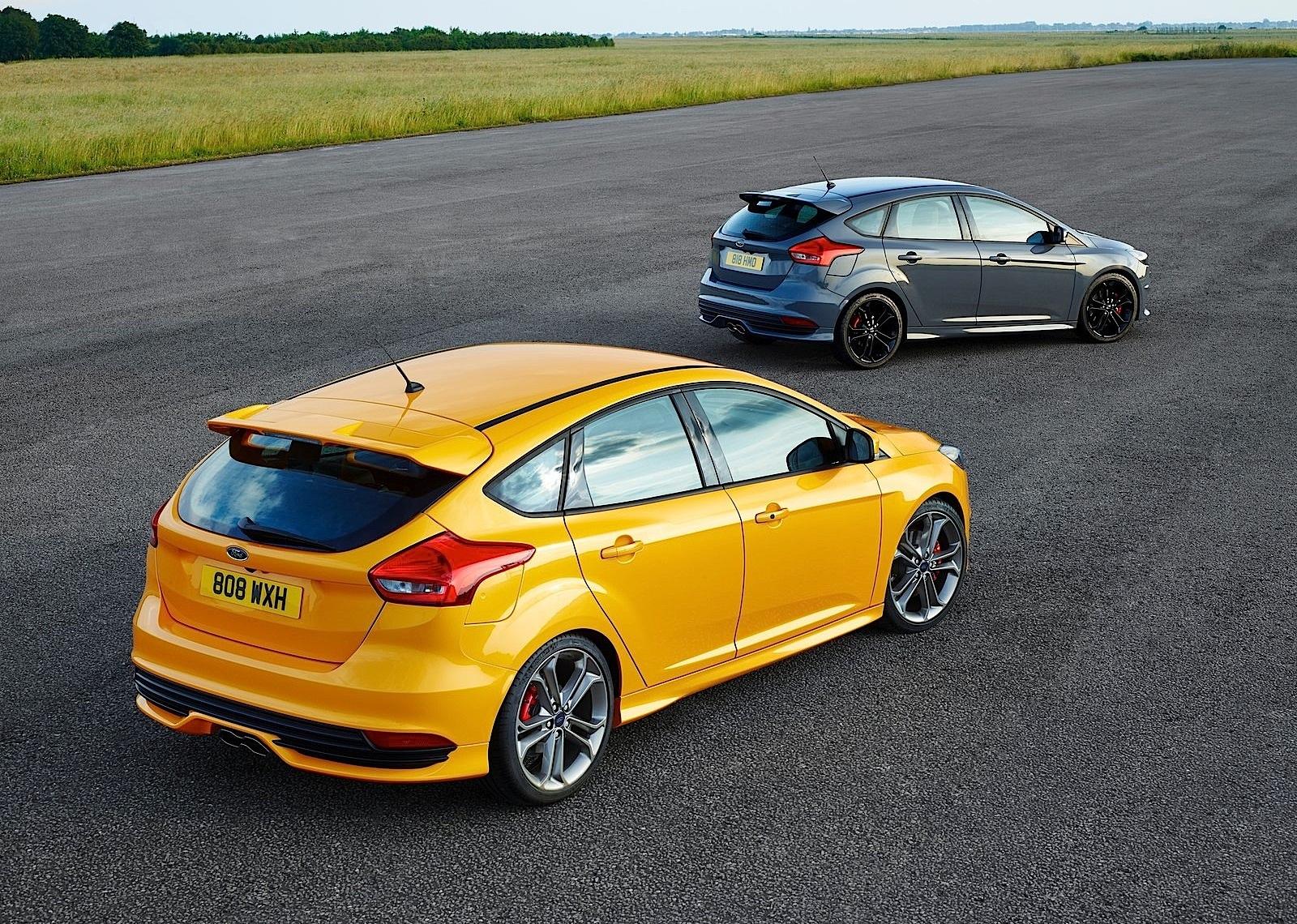 FORD Focus ST 5 Doors - 2014, 2015, 2016, 2017 - autoevolution
