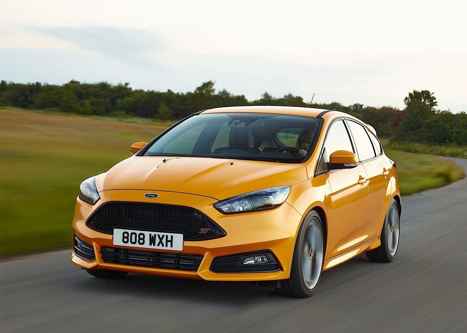 Ford Focus Rims >> FORD Focus ST 5 Doors - 2014, 2015, 2016, 2017 - autoevolution