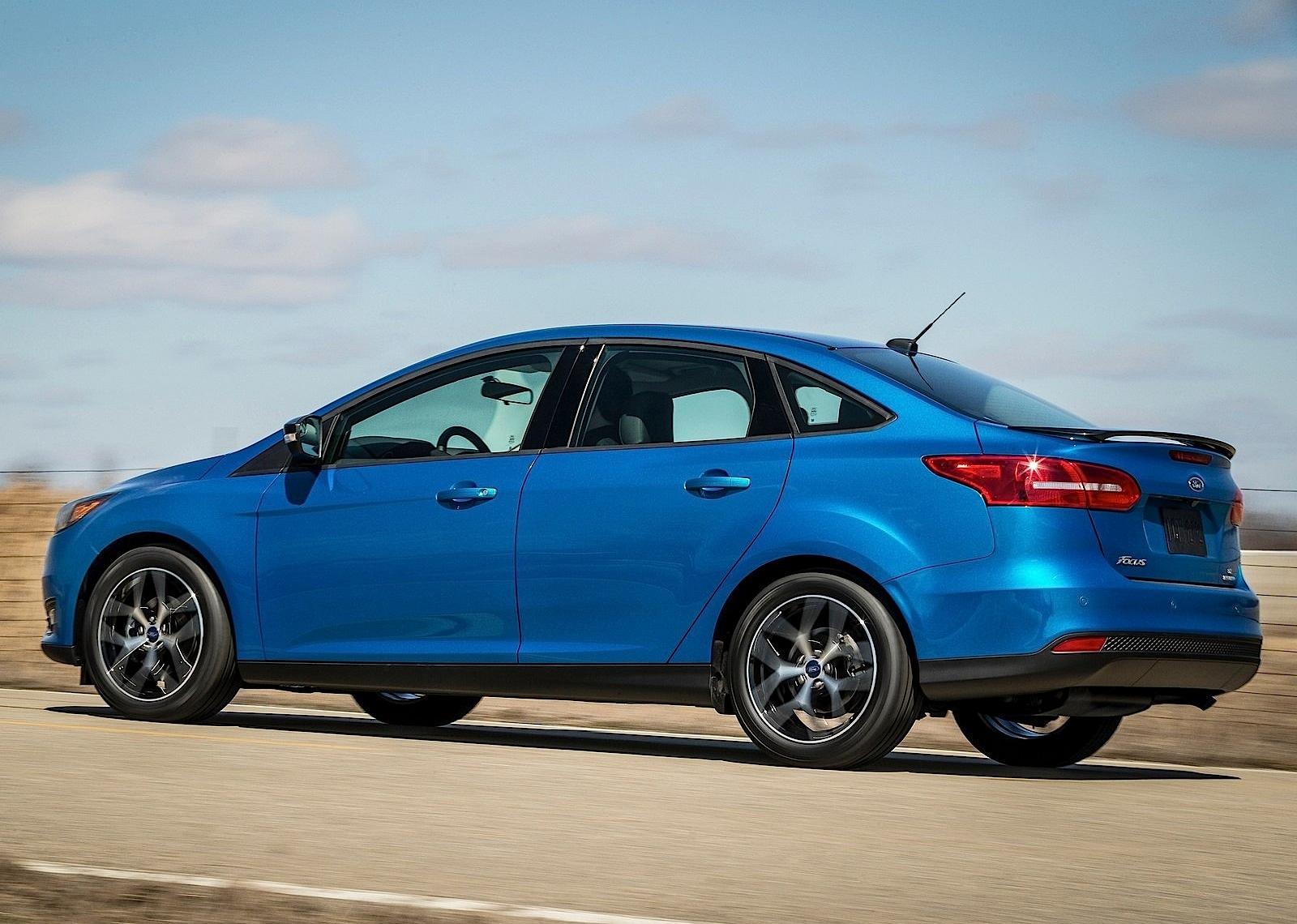 FORD Focus Sedan specs - 2014, 2015, 2016, 2017, 2018 - autoevolution