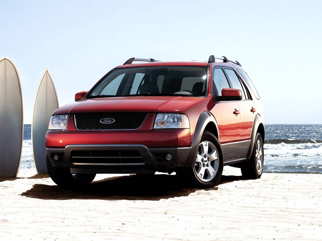 FORD Freestyle specs & photos - 2004, 2005, 2006, 2007 - autoevolution