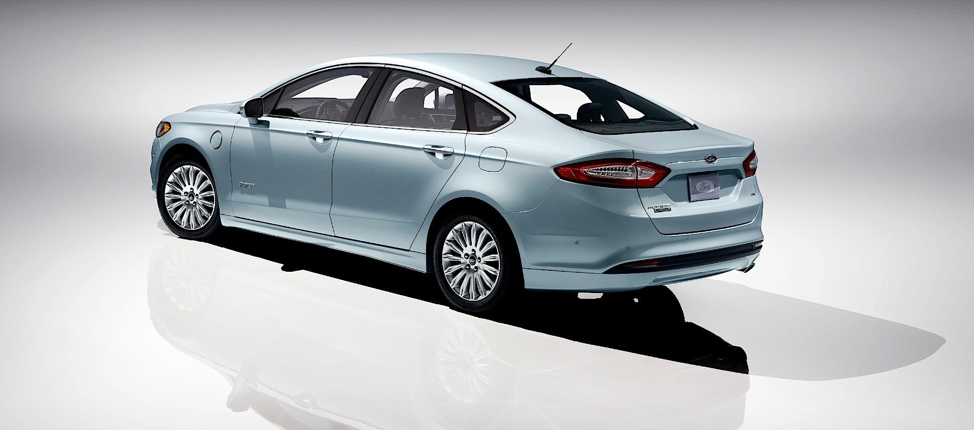 Ford Fusion Energi 2012 2013 2014 2015 2016