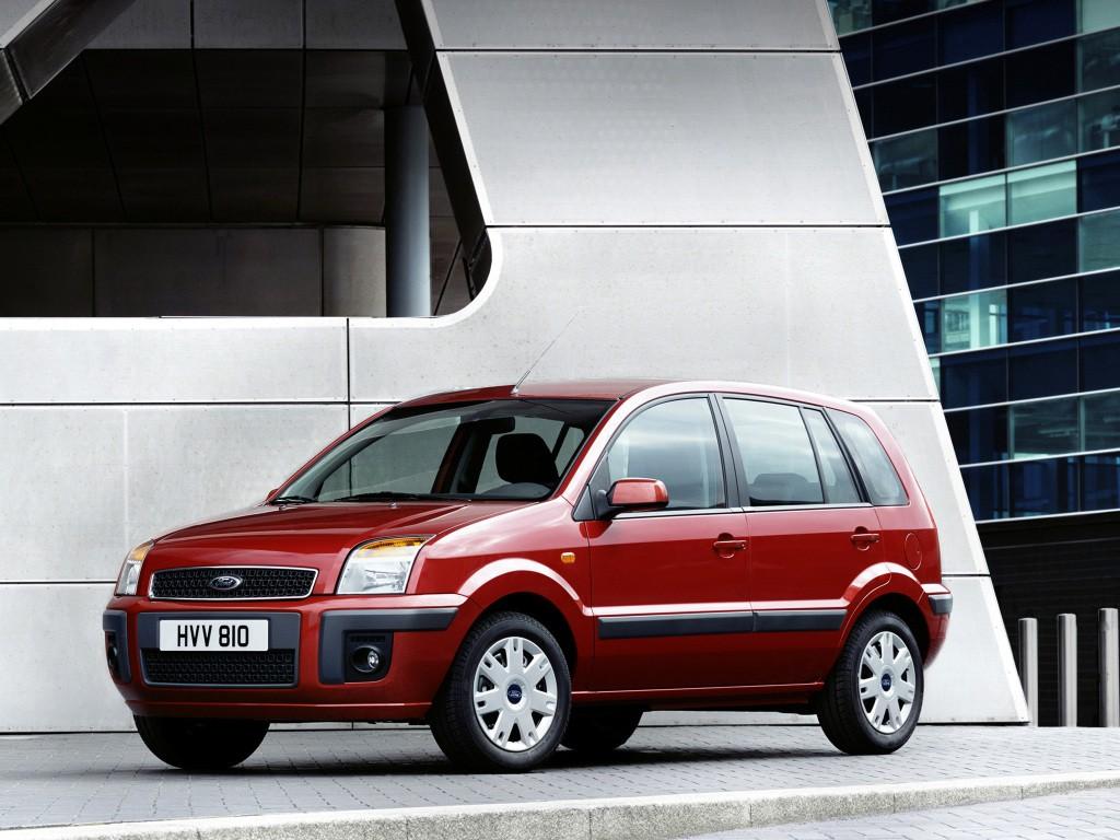 Custom Ford Fusion >> FORD Fusion European specs & photos - 2005, 2006, 2007 ...