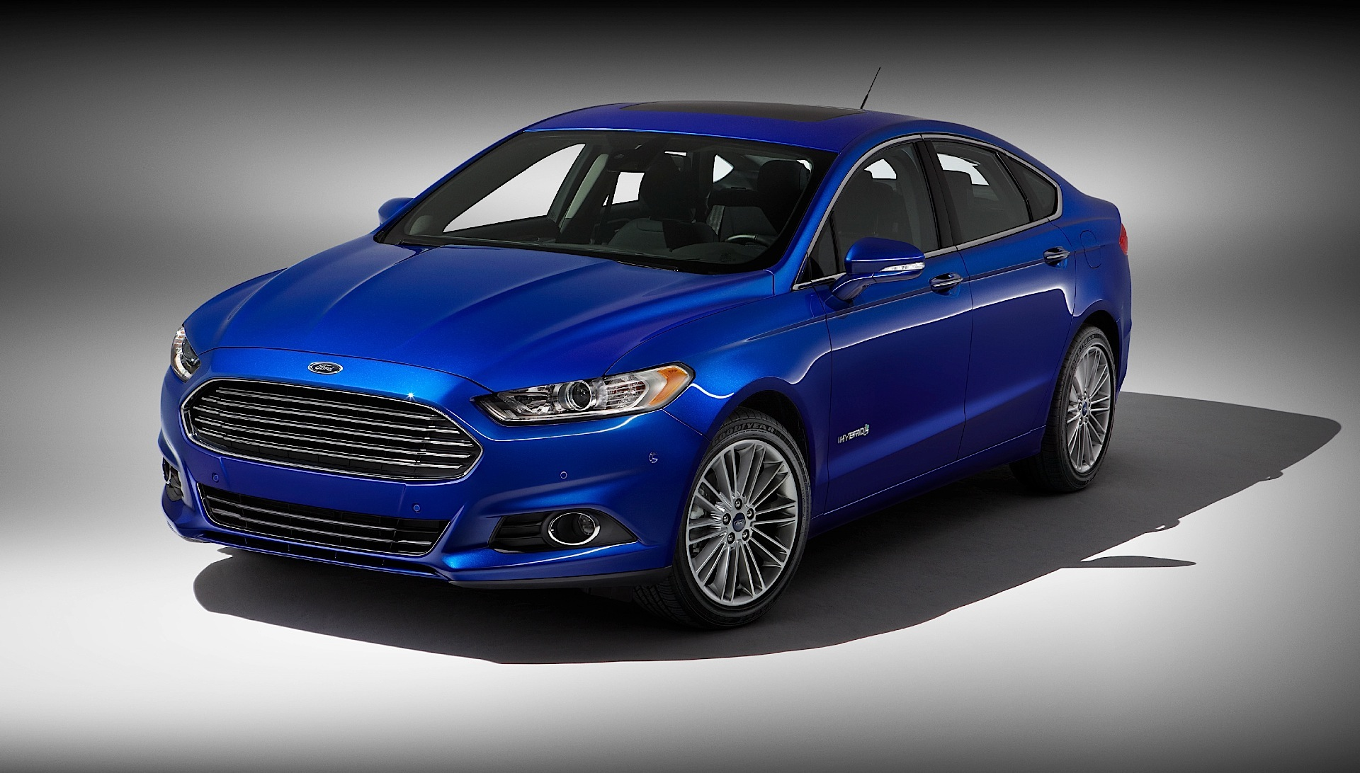Ford Fusion Hybrid on 2012 Ford Fusion Engine