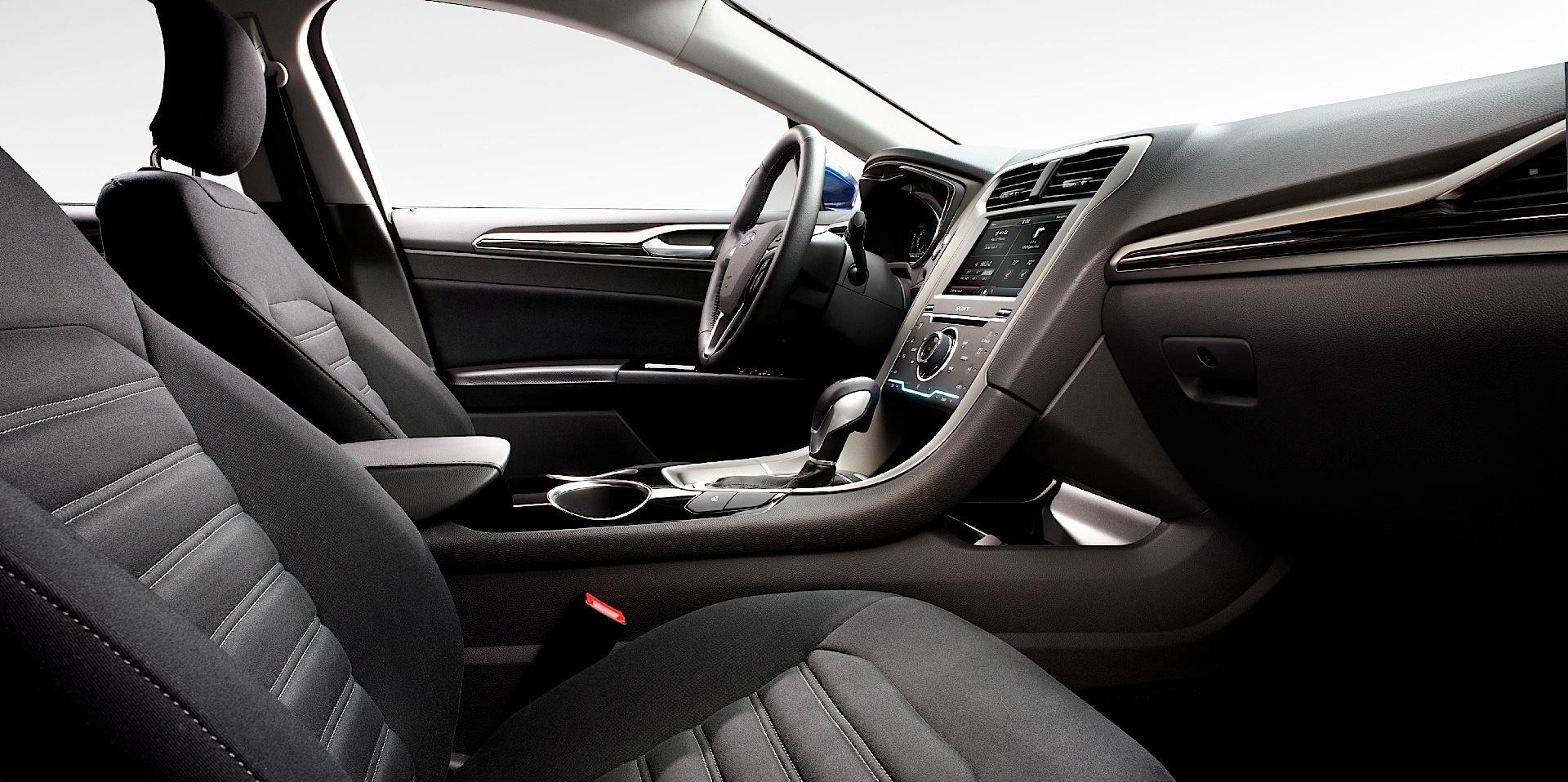 ford fusion hybrid 2012 2016