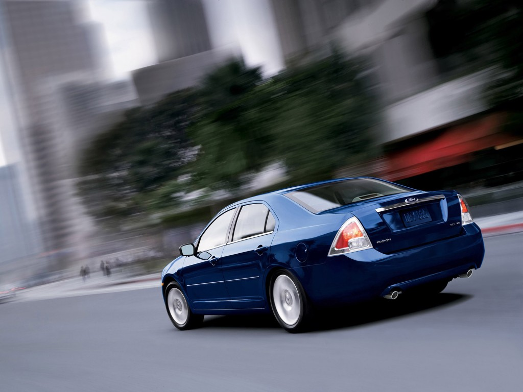 FORD Fusion North American specs & photos - 2005, 2006 ...