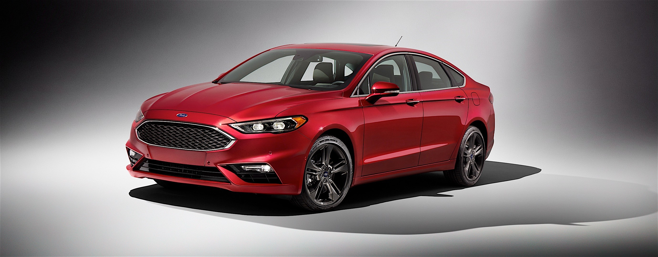 FORD Fusion North American specs & photos - 2016, 2017 ...