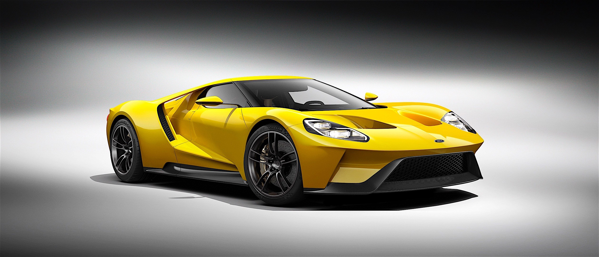 Ford Gt 2017 Present