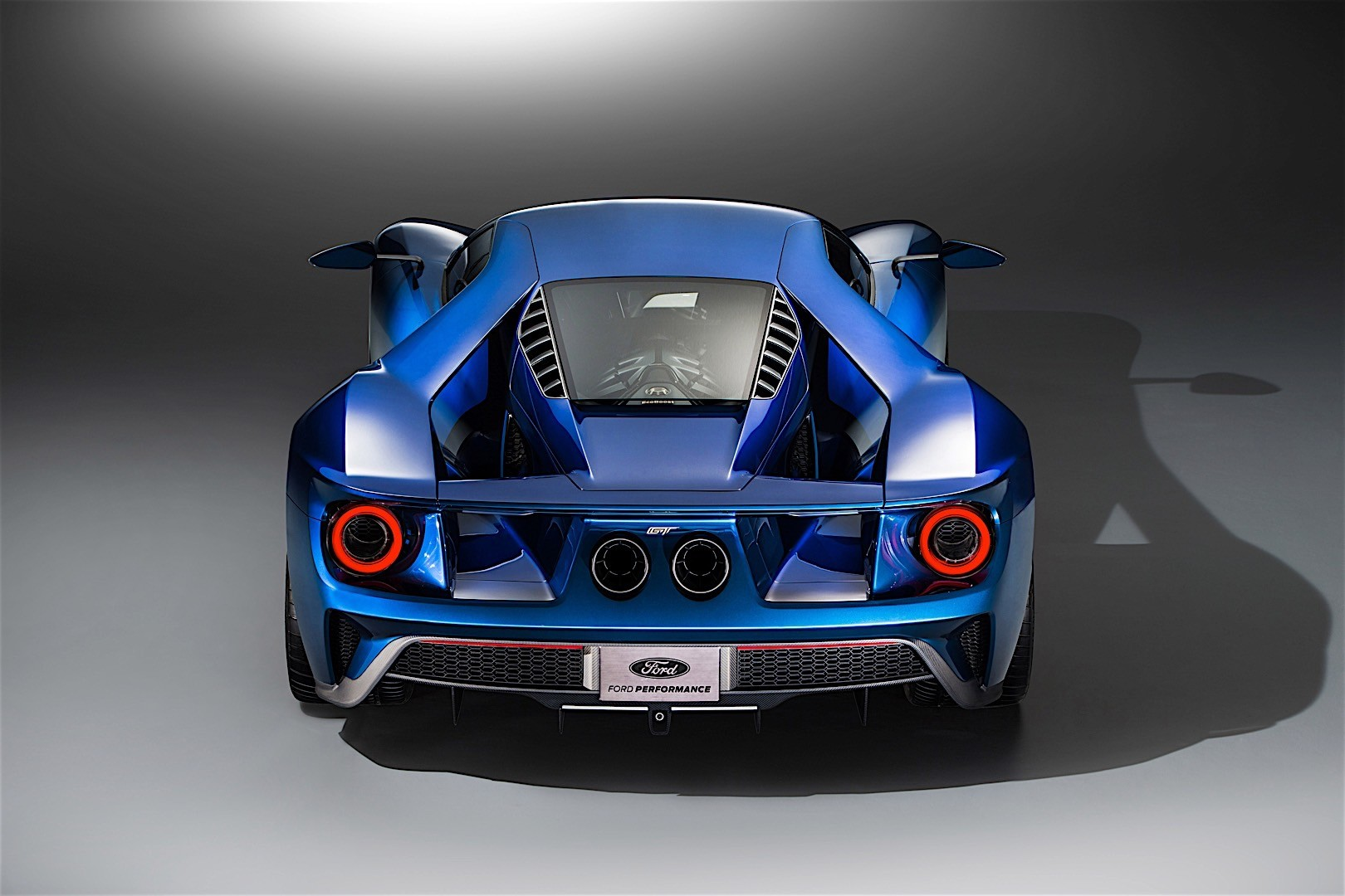 FORD GT specs & photos - 2017, 2018, 2019 - autoevolution