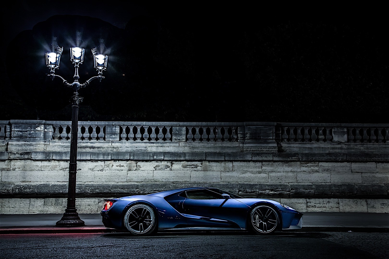 Ford Gt  Present