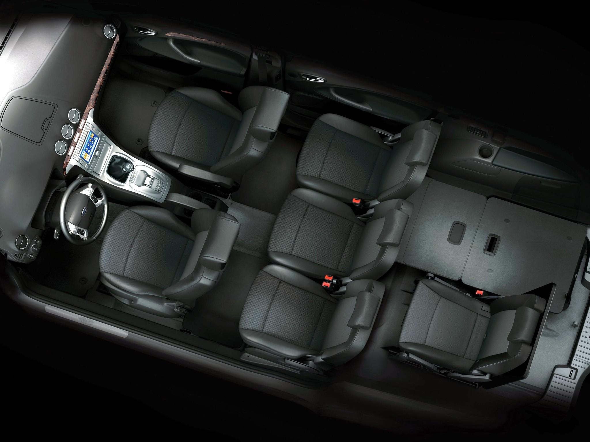 FORD Galaxy - 2006, 2007, 2008, 2009, 2010, 2011, 2012, 2013, 2014, 2015, 2016 - autoevolution