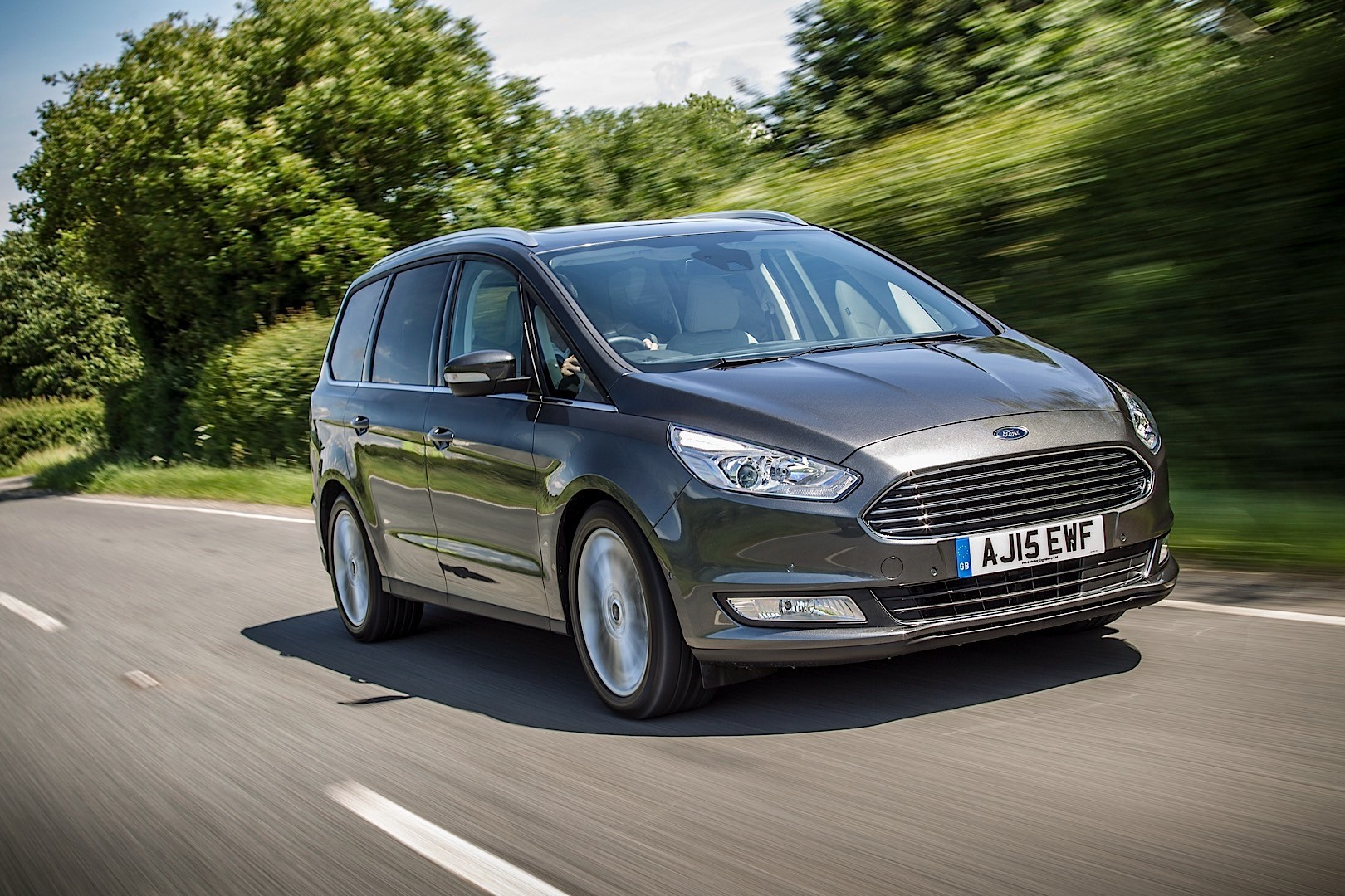 FORD Galaxy specs & photos - 2016, 2017, 2018, 2019 ...