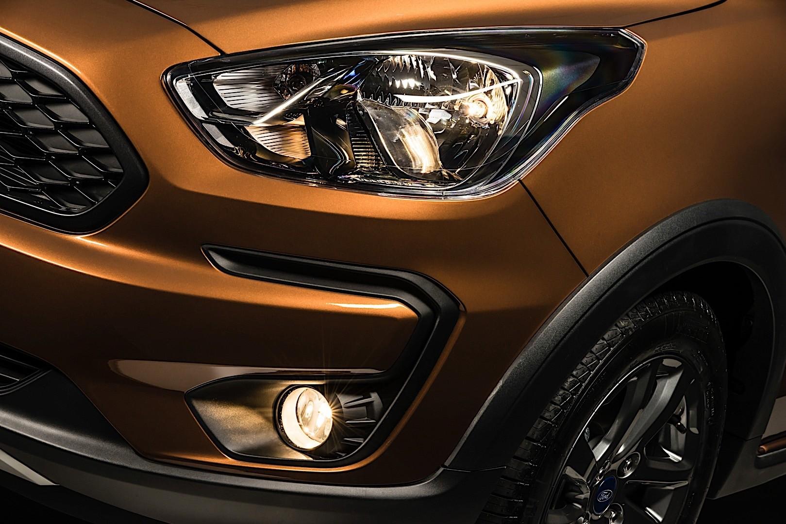 FORD Ka+ Active specs & photos - 2018, 2019 - autoevolution