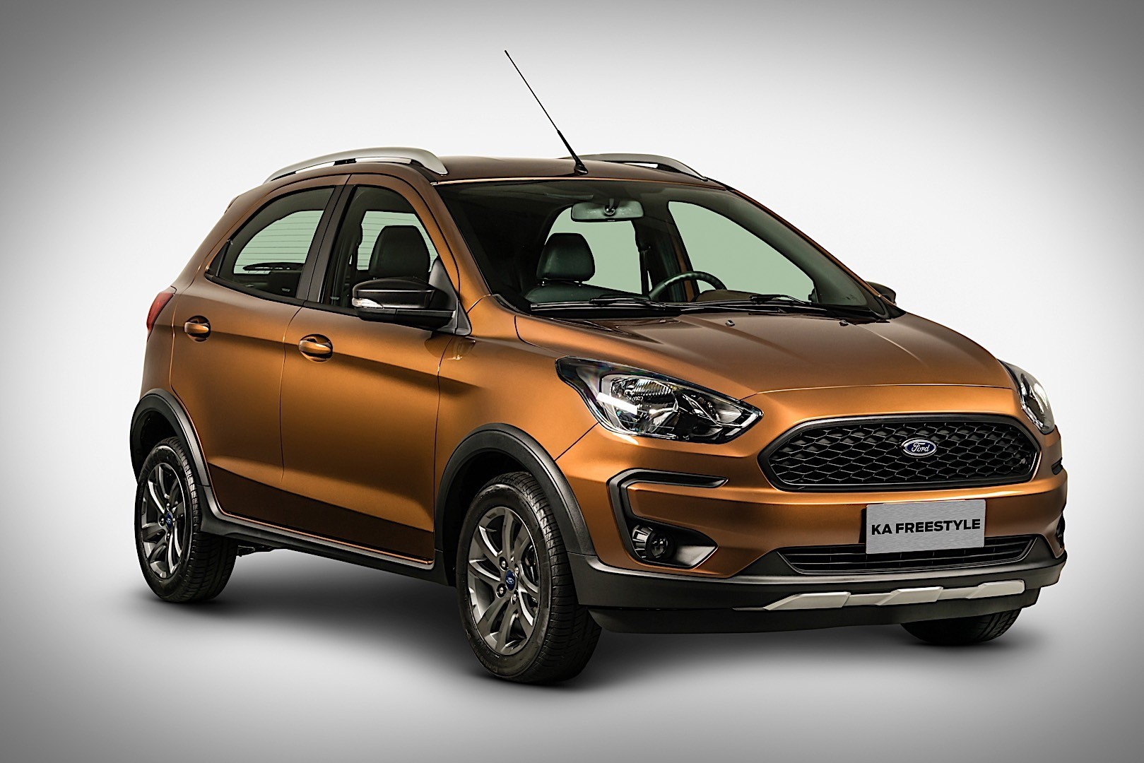 FORD Ka+ Active specs - 2018 - autoevolution