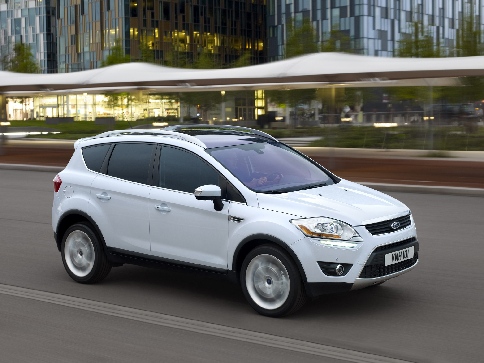 2010 Ford Focus Reviews >> FORD Kuga - 2008, 2009, 2010, 2011, 2012 - autoevolution