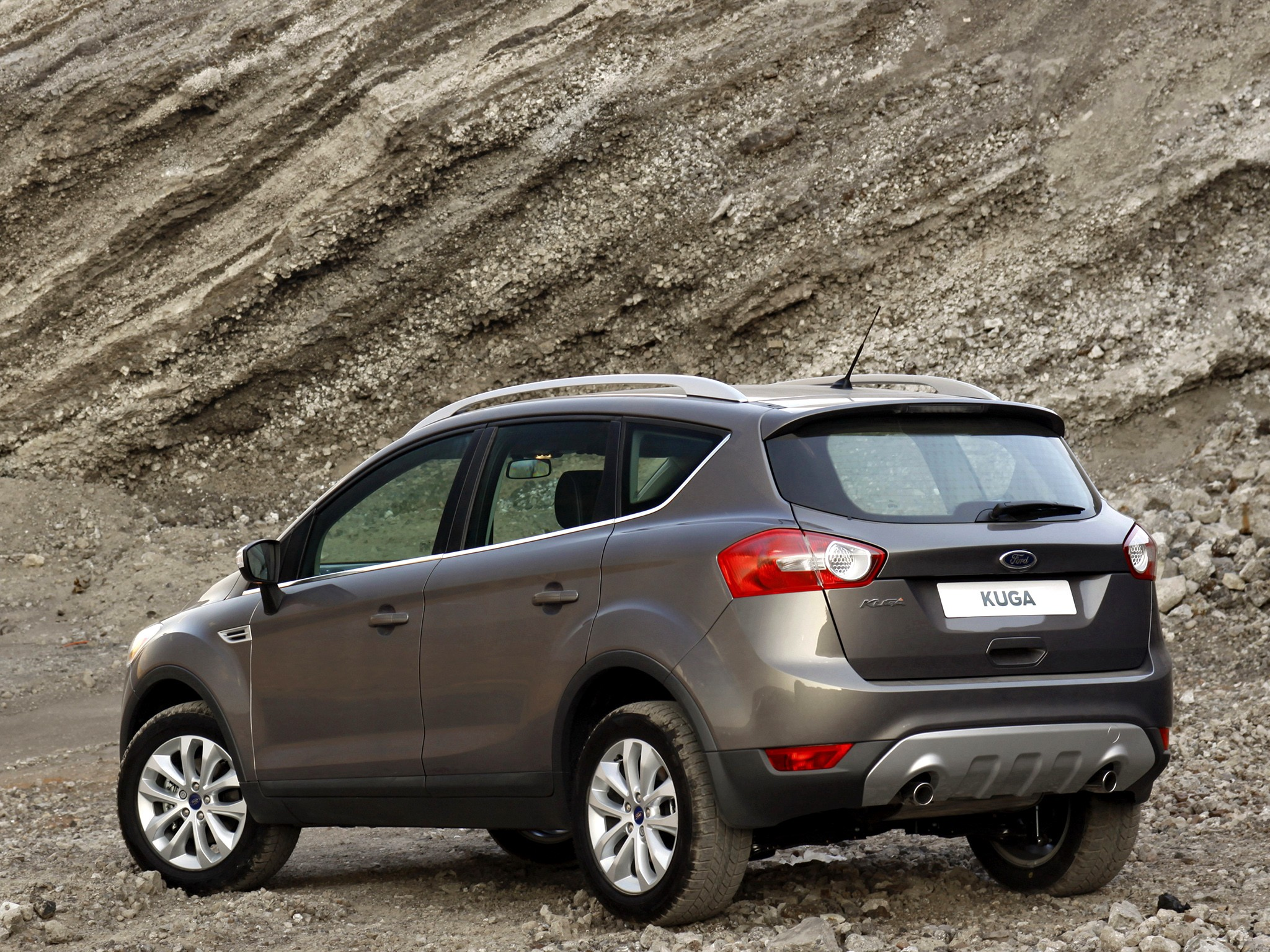 Ford kuga 2008 2009 2010 2011 2012 autoevolution for Ford motor company news headlines
