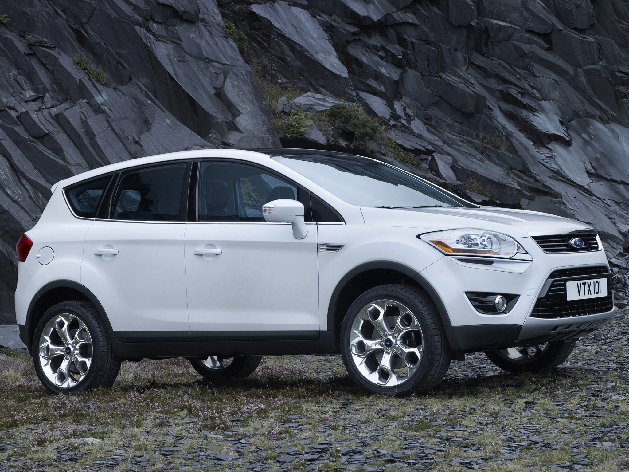 FORD Kuga - 2008, 2009, 2010, 2011, 2012 - autoevolution