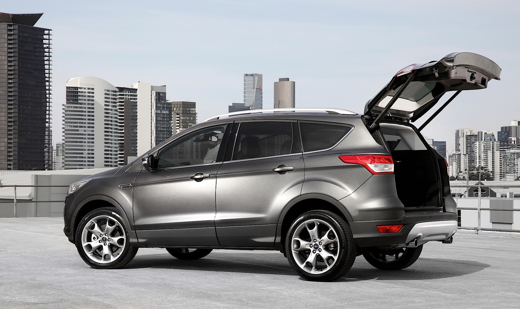 Ford Kuga 2012 2013 2014 2015 2016 Autoevolution