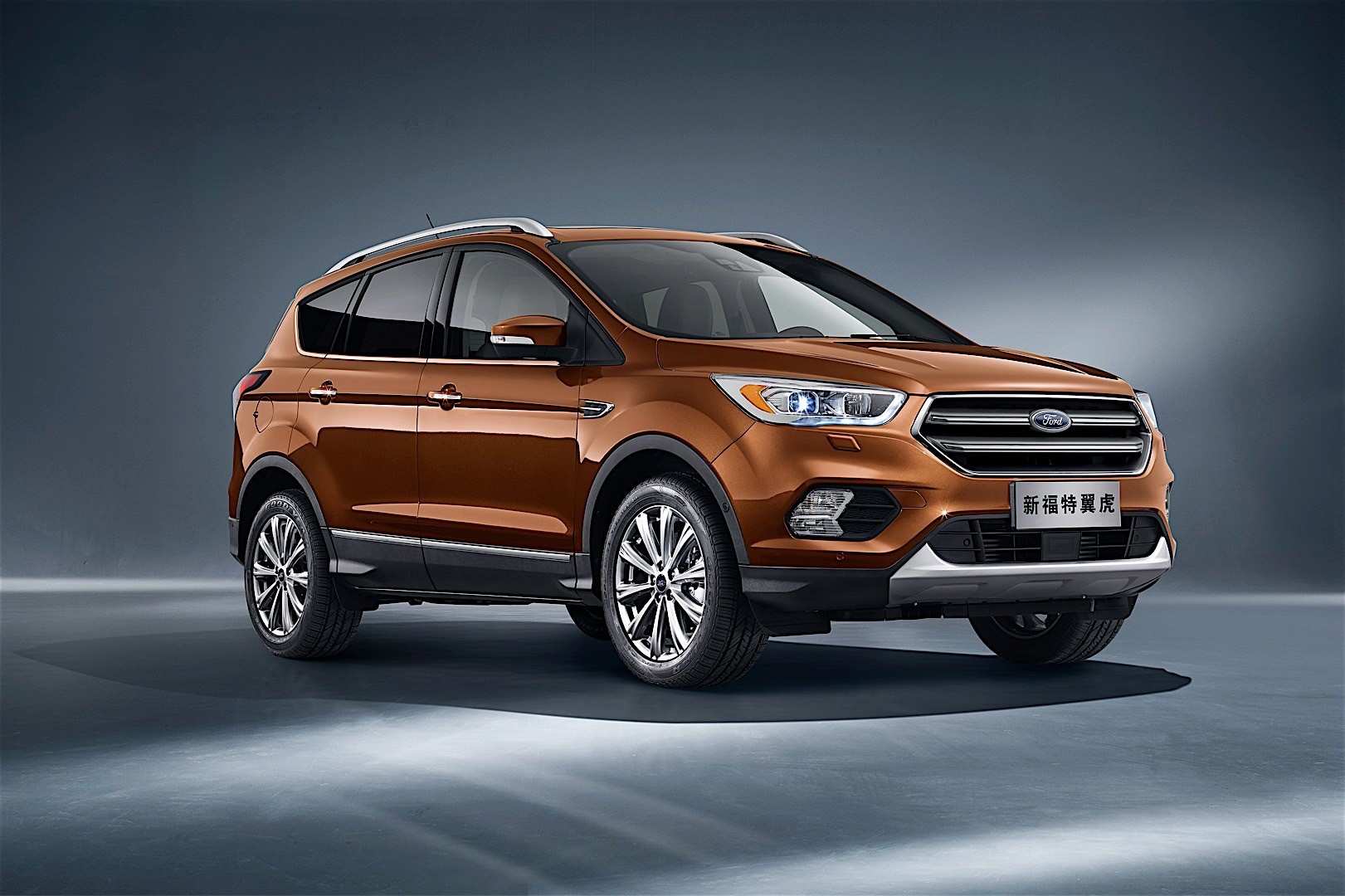 FORD Kuga specs & photos - 2016, 2017, 2018 - autoevolution