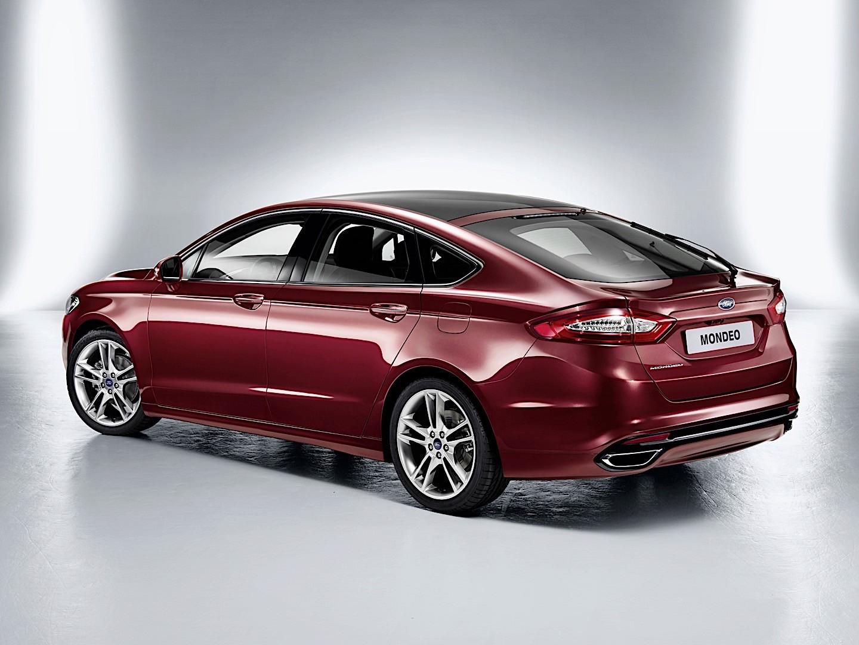 Ford Mondeo Hatchback Specs 2014 2015 2016 2017 2018