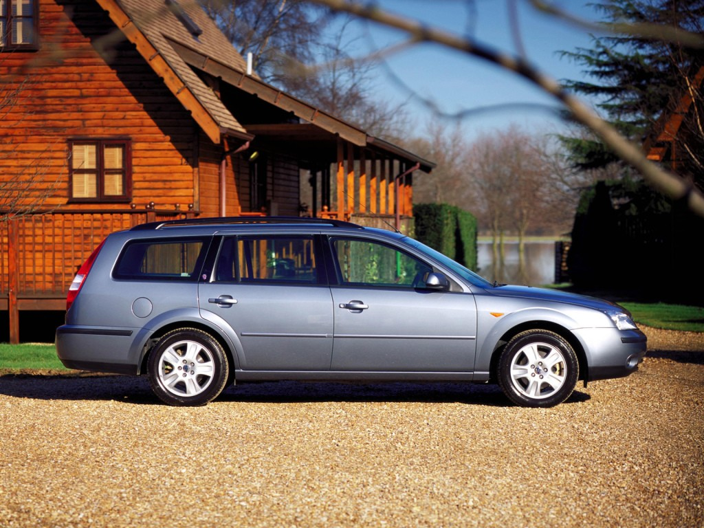 Ford Mondeo Wagon on 2002 Ford Ranger 3 0 Specs